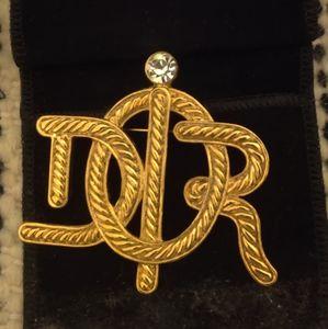Vintage Dior brooch
